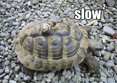 Slow squared