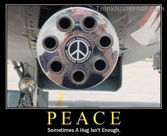 peace firepower